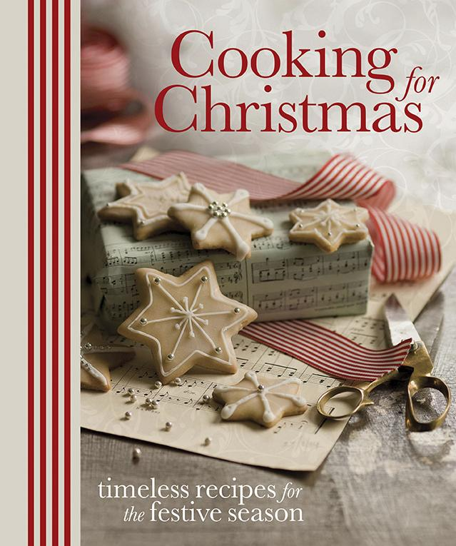 Cooking for Christmas Book
